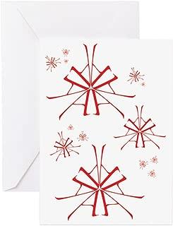 CafePress Atheiststocking Greeting Card, Note Card, Birthday Card, Blank Inside Glossy