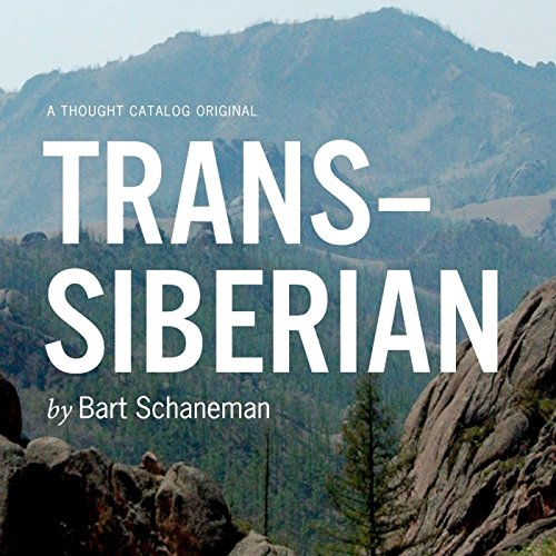 Trans-Siberian audiobook cover art