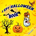 I Spy Halloween: A Fun Halloween Activity Book For Preschoolers & Toddlers | Best Halloween Gift For Kids