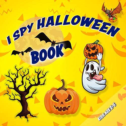 I Spy Halloween: A Fun Halloween Ac…