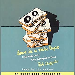 Love Is a Mix Tape audiobook cover art