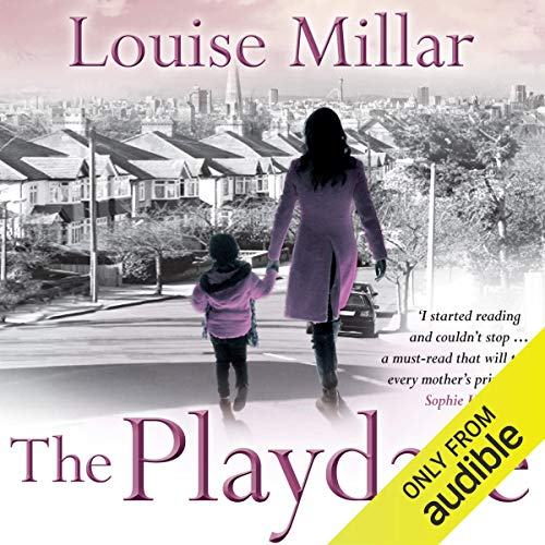 The Playdate                   By:                                                                                                                                 Louise Millar                               Narrated by:                                                                                                                                 Clare Corbett                      Length: 9 hrs and 24 mins     114 ratings     Overall 4.3