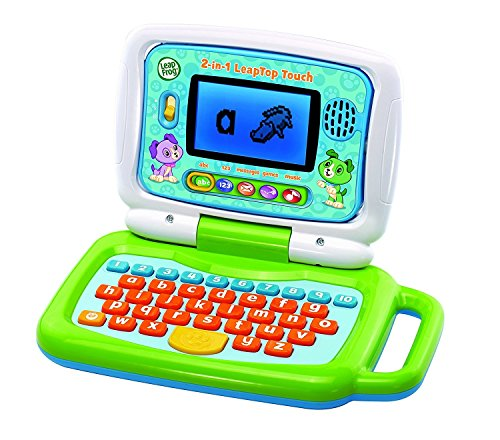 Vtech 600903 2 in 1 Leaptop Touch Grün