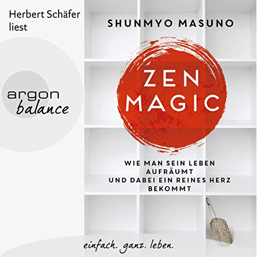Zen Magic cover art