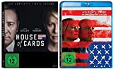 House of Cards Staffel 4+5 [Blu-ray]