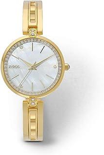 زايروس ساعة رسمية للنساء ، انالوج بعقارب - ZAA012L010129