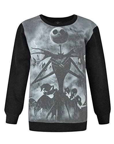 Disney Pesadilla Antes de Navidad de la Camiseta de sublimación Boy