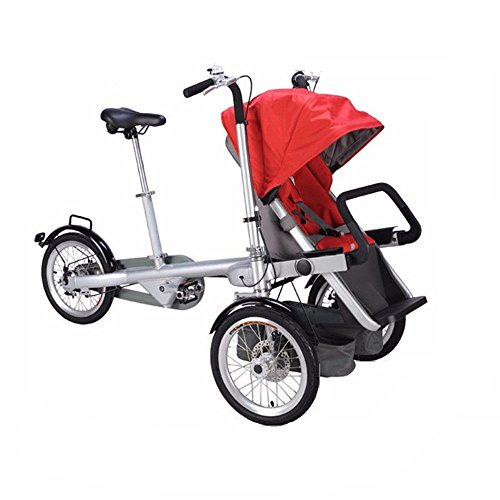 Buy Discount Baby Stroller Infant Kids Pushchair Bicycle Bike Seat Foldable Carrier