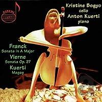 Sonata Cello (a)/Sonata Cello (Bm)/Magog Poem Cell