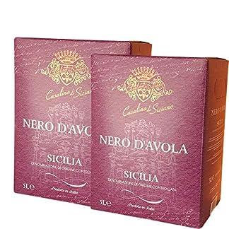 Rotwein-Italien-Nero-dAvola-Codici-Bag-in-Box-trocken-2x5L