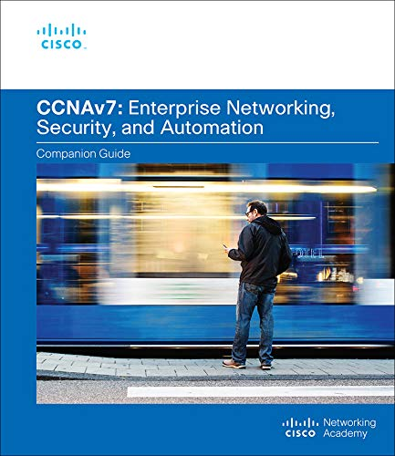 Enterprise Networking, Security, and Automation Companion Guide (CCNAv7) (English Edition)
