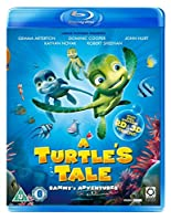 A Turtle's Tale: Sammy's Adventures 3D (Blu-ray/DVD Combo)