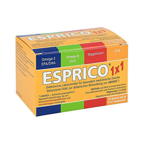 Esprico 1x1 Supension Beutel, 30 St. Suspension