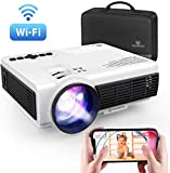 VANKYO Leisure 3W Mini Projector with Synchronize Smartphone Screen, Portable WiFi Projector Supports
