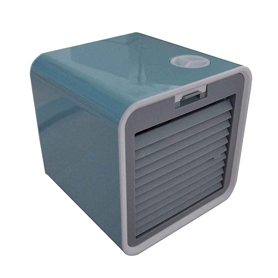 EA-Miao Air Cololer USB Mini Cold Fan Portable Air Conditioning Desktop Water Cooled Home Small Fan