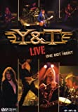 Y&T - One Hot Night, Live (2 DVDs + Audio-CD) - Y & t