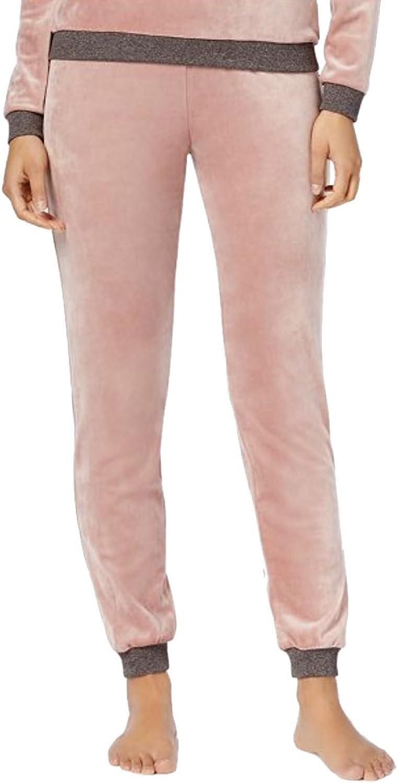 Alfani Velvet Pajama Pants Women Rosy bluesh XXL