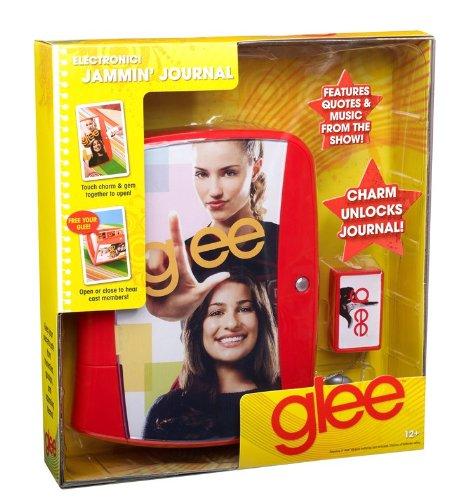 Mattel Girl Tech Glee Journal (version anglaise)