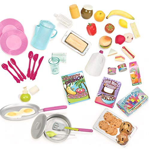 Our Generation RV Camper Food Accessory Set