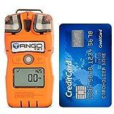 Single Gas Detector,H2S,0-200ppm,Orange