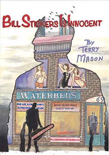 Bill Stickers Is Innocent by Terry Mason ebook deal