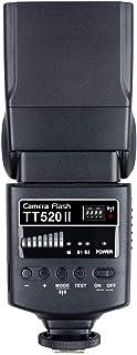 فلاش كاميرا مع إشارة لاسلكية مدمجة 433 ميجا هرتز لكاميرا كانون نيكون بينتاكس سوني فوجي أولمبس دي اس ال ار