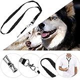 Immagine 2 dog whistle durable alloy training