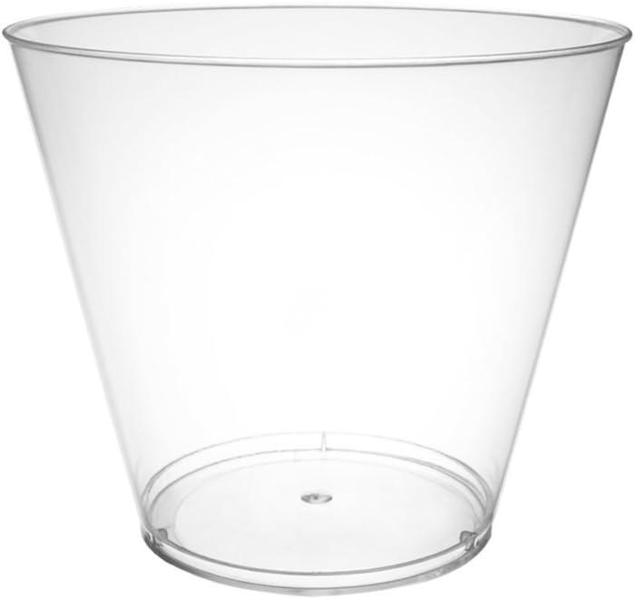 Party Essentials Hard オリジナル Plastic Tumblers 売れ筋ランキング 300-C Cups 5-Ounce
