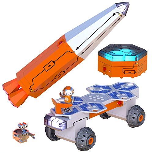 Circuit Explorer Rocket is a cool toy for boys