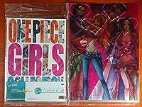 ワンピース A4クリアファイル&B5ノート 一番くじ GIRLScollection~ ONE PIECE ナミ ハンコック ロビン ペローナ
