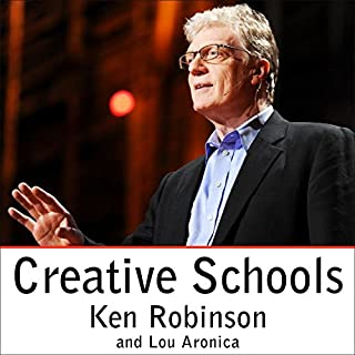 Creative Schools audiobook cover art