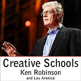 Creative Schools audiobook cover art