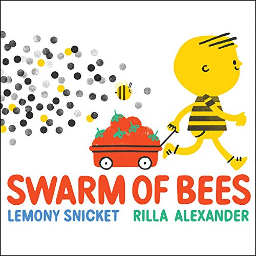 Swarm of Bees audiobook cover art