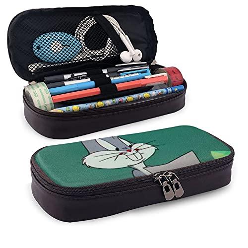 B-ugs Bun-ny conejo bebé Eh...what's up, doc Favorites 3D Estuche de lápiz de oficina titular de la pluma pequeño lápiz bolsa de almacenamiento 2021.0 escuela niños día presente