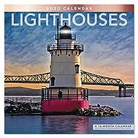 2020 灯台壁カレンダー (LME1611020)