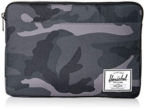 Herschel Men's Anchor Sleeve for 13 inch MacBook Laptop, Night Camo, One Size