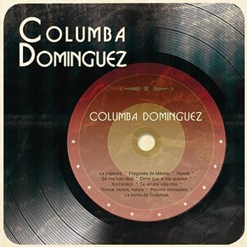 Columba Domínguez