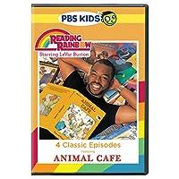 Reading Rainbow: Animal Cafe [DVD] [Import]