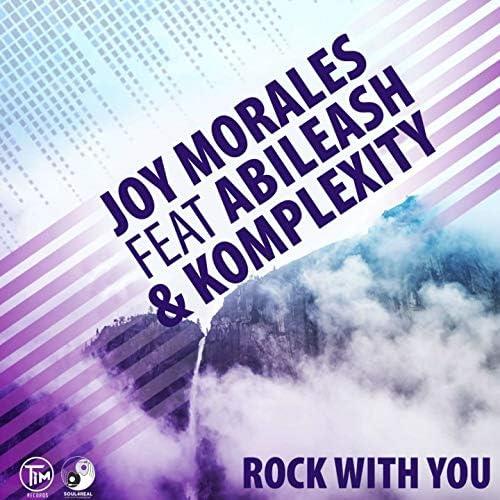 Joy Morales feat. Abileash & Komplexity