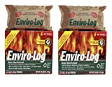 Enviro-Log 6 Pack/3 lb. Firelog Case (2 Pack)