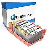 Bubprint Kompatibel Druckerpatronen als Ersatz für HP 934XL 935XL für OfficeJet Pro 6200 6230 6235 6239 6800 6812 6815 6820 6822 6825 6830 6835 Schwarz Cyan Magenta Gelb Multipack 5er-Pack