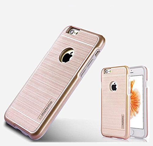 Motomo Line Infinity Case for iPhone 5 / 5s / 5se (Gold)