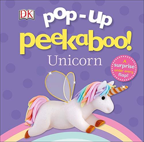 Pop-Up Peekaboo! Unicorn Book Now $3.83 (Was $9.99)