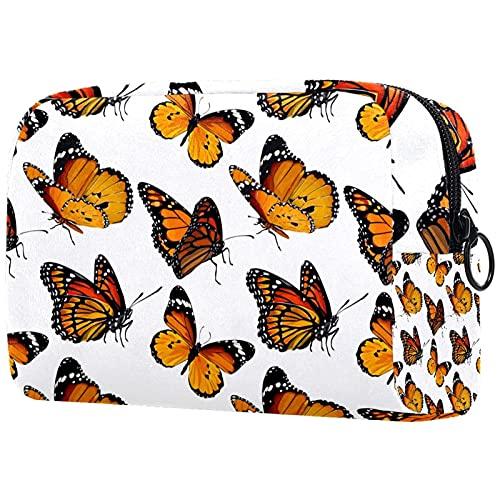 Neceser de viaje de nylon, Dopp Kit de afeitar bolsa de aseo organizador hermoso étnico floral 18.5x7.5x13cm