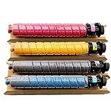 Per la sostituzione della cartuccia del toner Ricoh MP C2004ExSP per Ricoh MP C2004Exsp C2004SP 2504C 2504SP Stampante con chip nero Giallo Giallo Cyan MAGENTA Ammin Suit