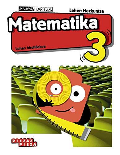 Matematika 3. (Piezaz pieza)
