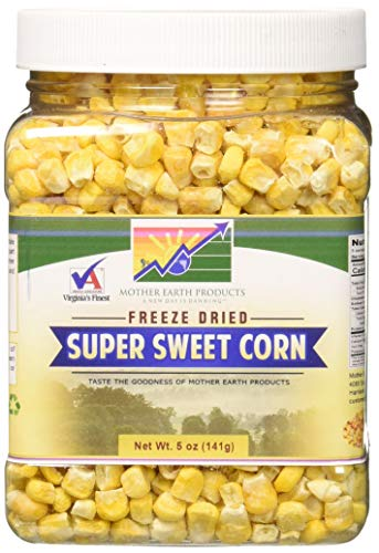 Mother Earth Products Freeze Dried Corn