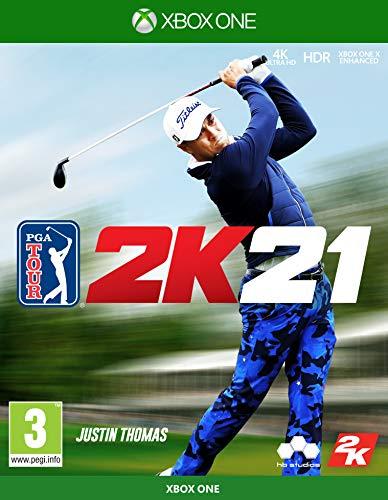 PGA Tour 2K21 (Xbox One) - Import