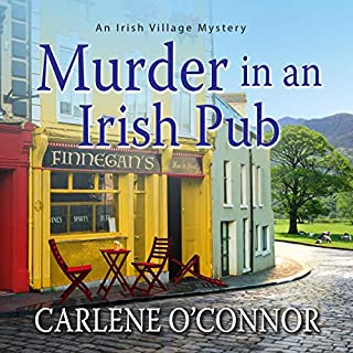 Murder in an Irish Pub cover art
