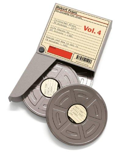 Robert Frank: The Complete Film Works Volume 4